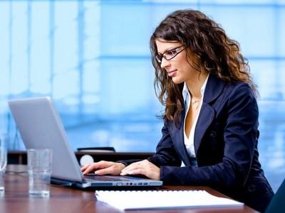 Работа за компьютером и здоровье